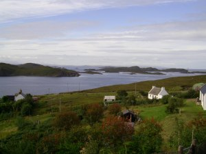 Polbain and the Summer Isles