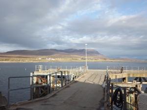 Badentarbet Pier