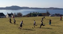 Flensburg at playing field