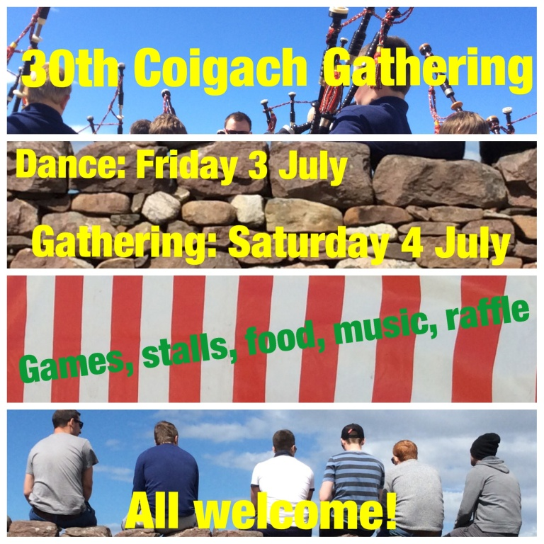 Coigach Gathering