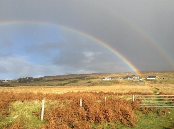 Achlochan rainbow